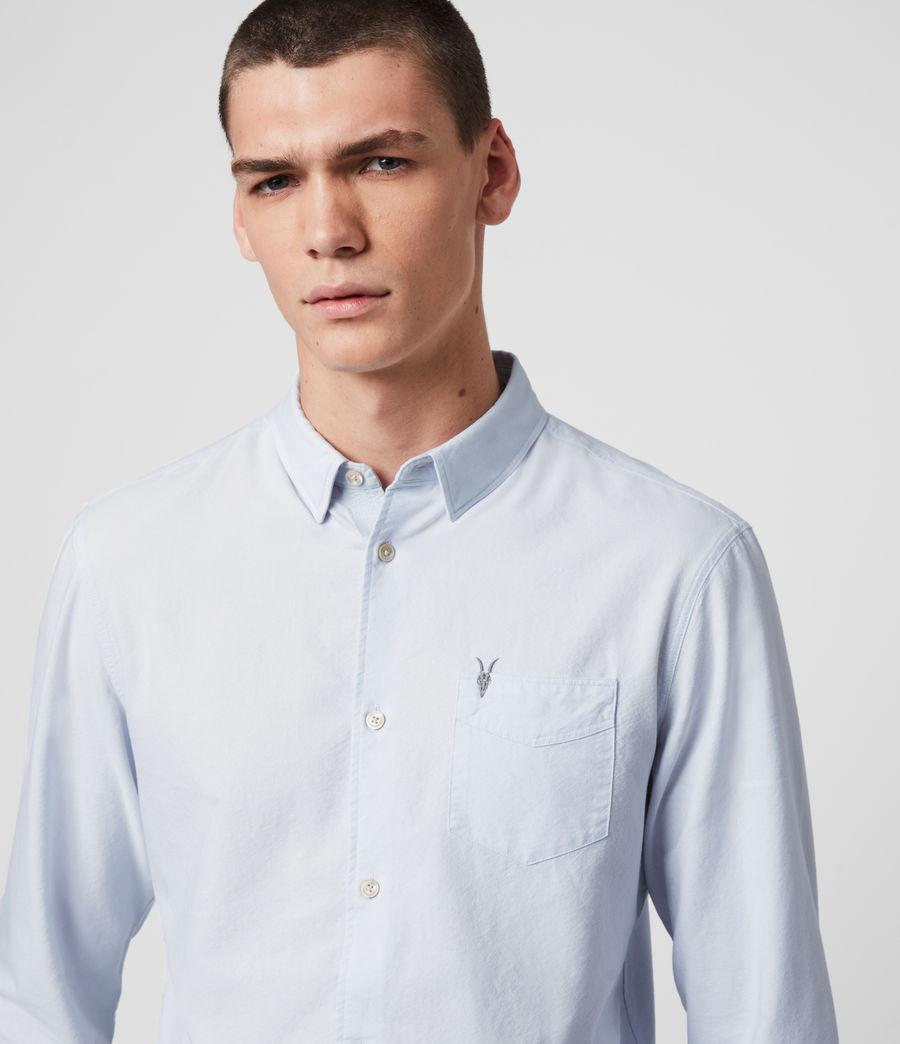 Men's Newport Shirt (light_blue) - Image 2