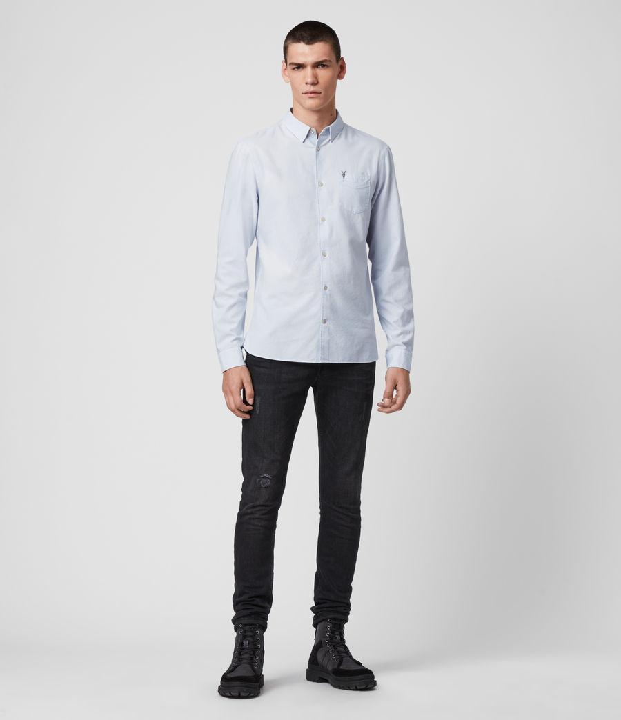 Men's Newport Shirt (light_blue) - Image 3