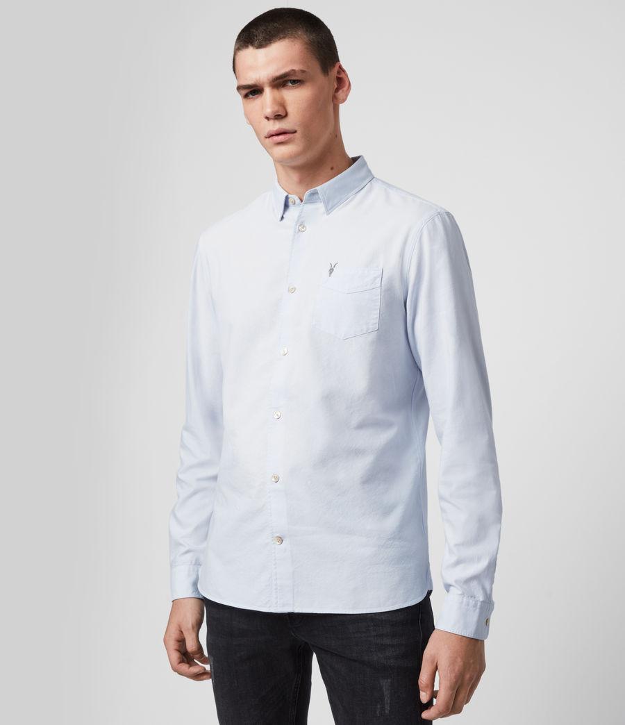 Men's Newport Shirt (light_blue) - Image 4