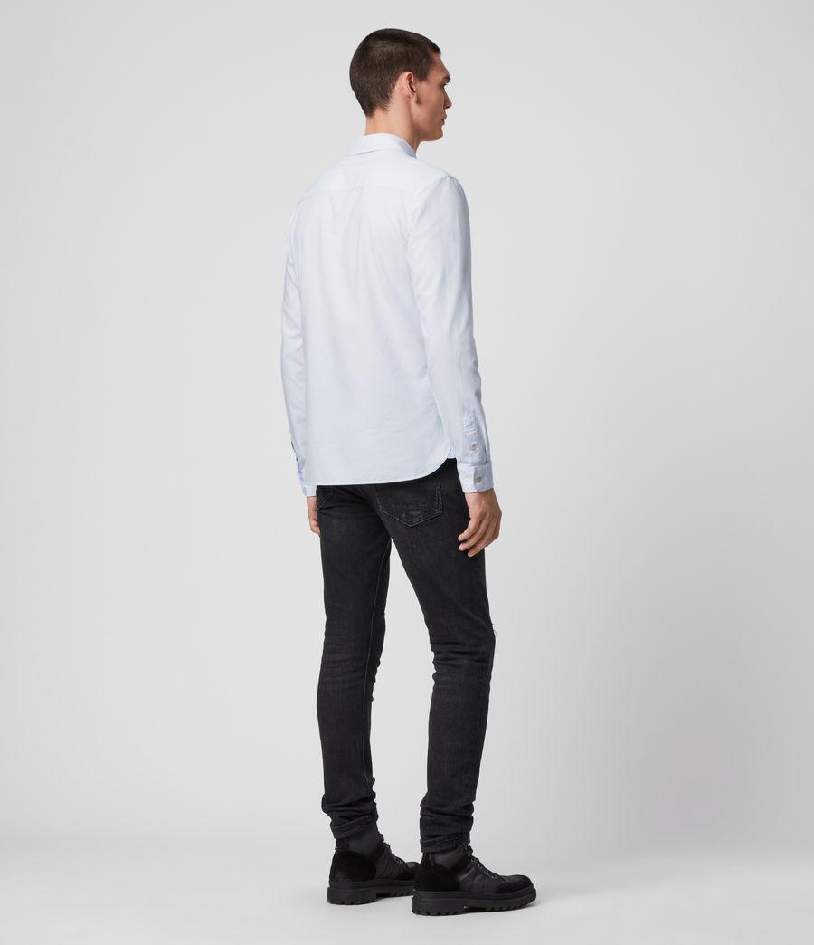 Men's Newport Shirt (light_blue) - Image 5