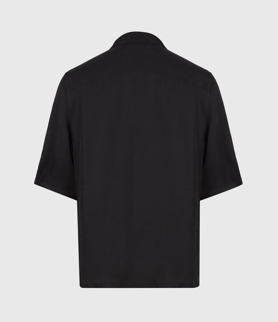 Men's Lucky Shirt (black) - Image 3