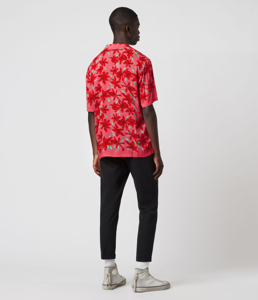 Mens Guadalupe Shirt (pink) - Image 5