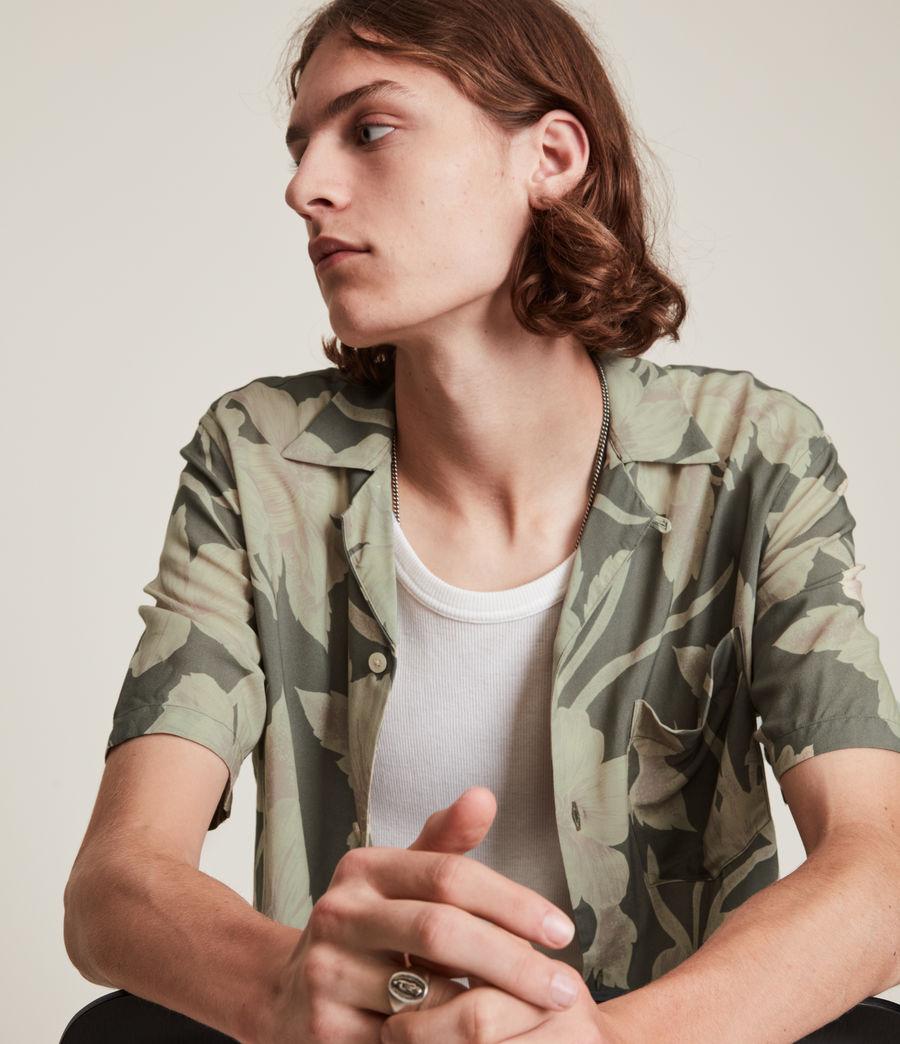 Herren Jardino Shirt (khaki_green) - Image 2