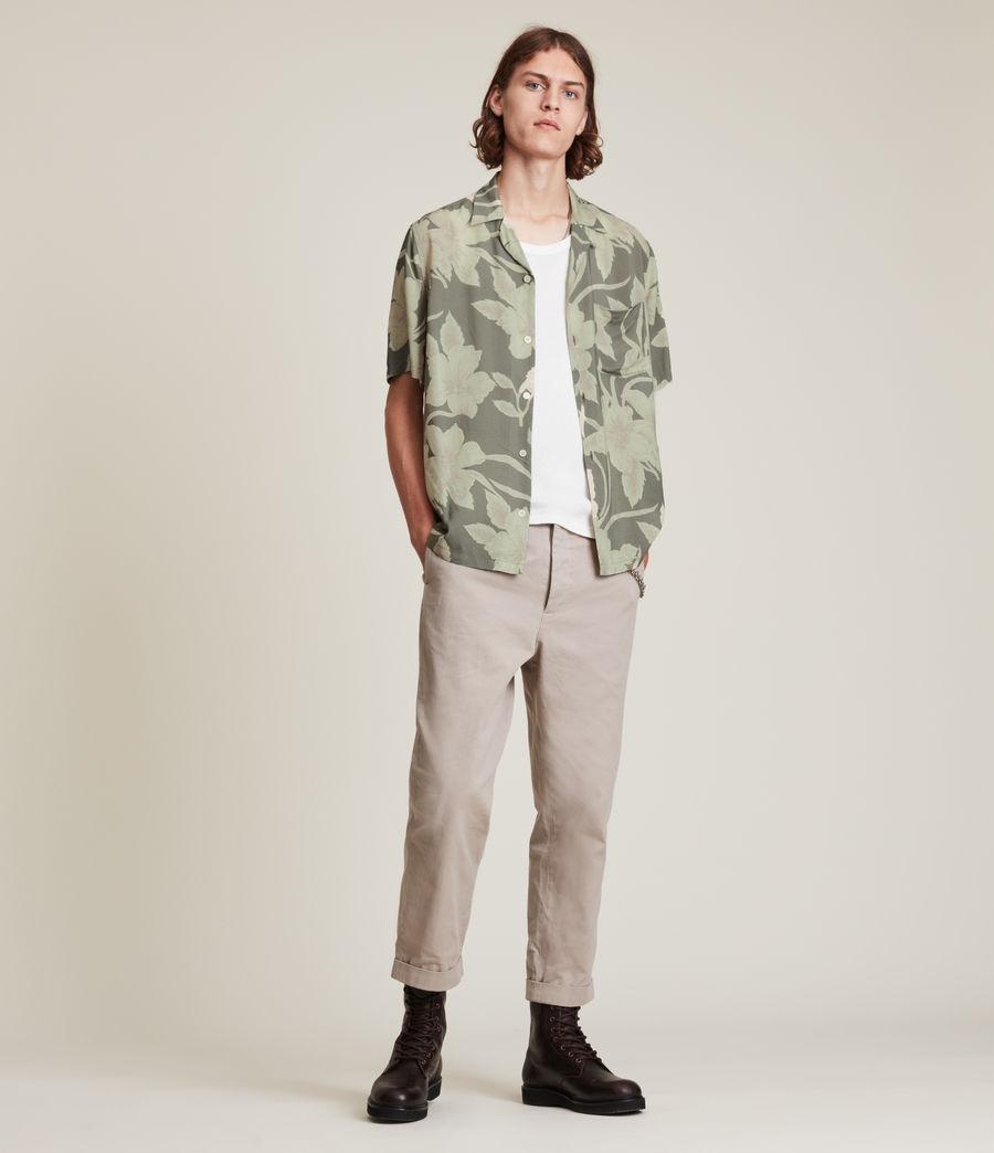 Herren Jardino Shirt (khaki_green) - Image 3