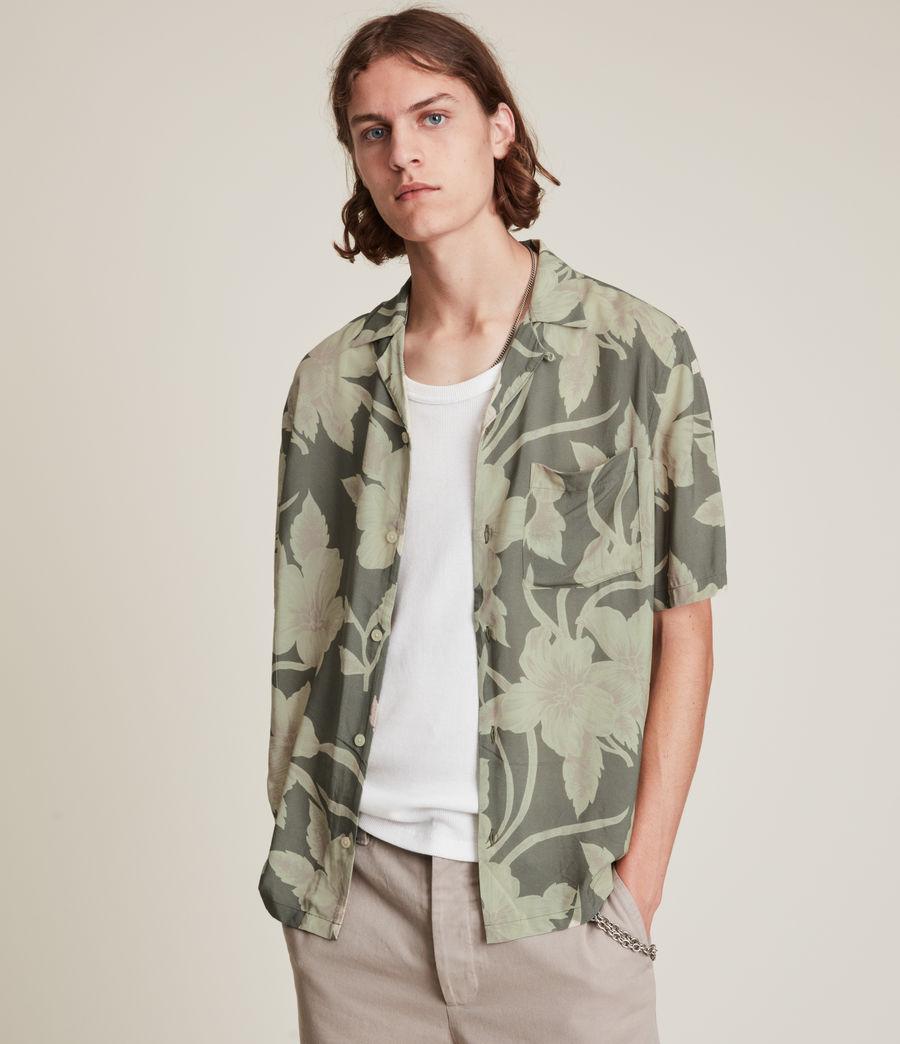 Herren Jardino Shirt (khaki_green) - Image 4