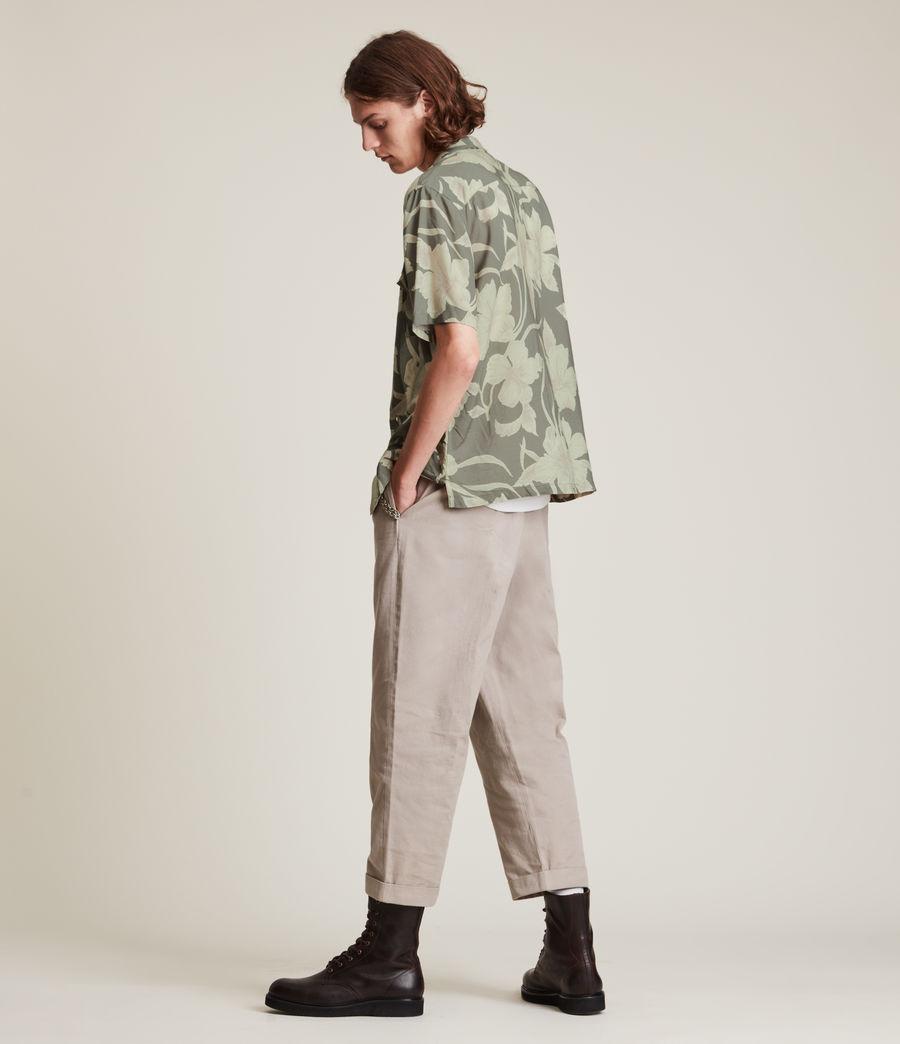 Herren Jardino Shirt (khaki_green) - Image 5