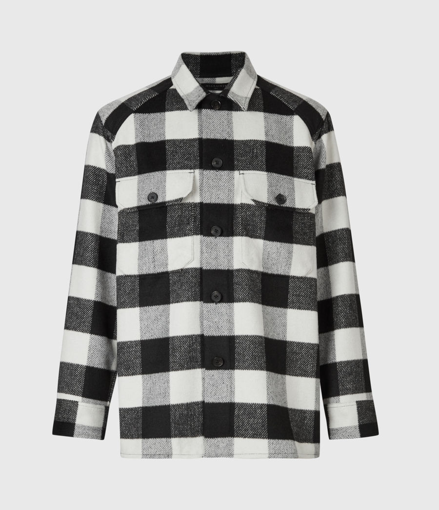 Uomo Teague Shirt (black_white) - Image 2
