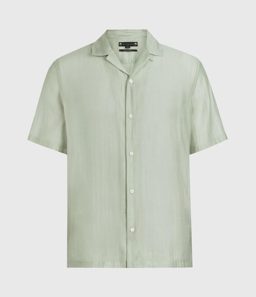 Uomo Solana Shirt (thyme_green) - Image 1