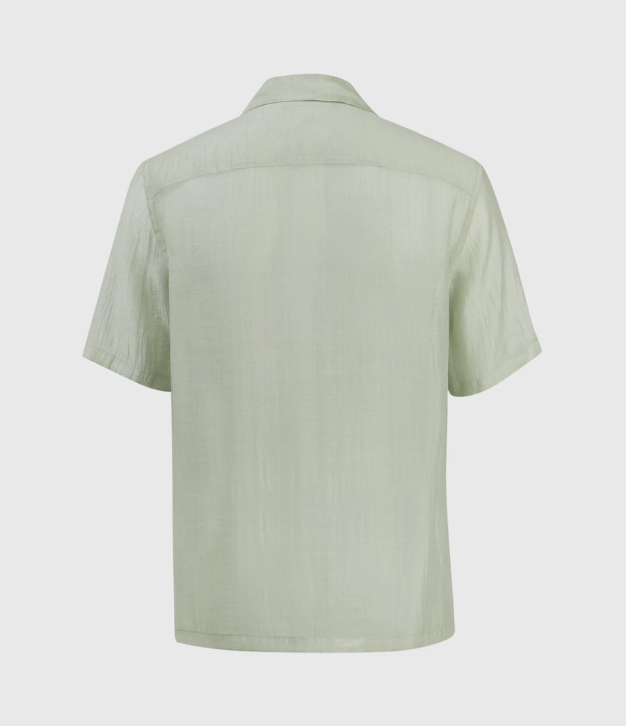 Men's Solana Shirt (thyme_green) - Image 2