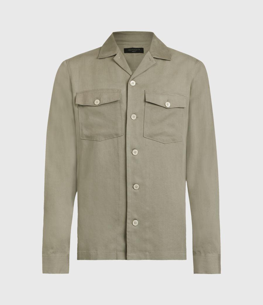Mens Penang Shirt (safari_taupe) - Image 2