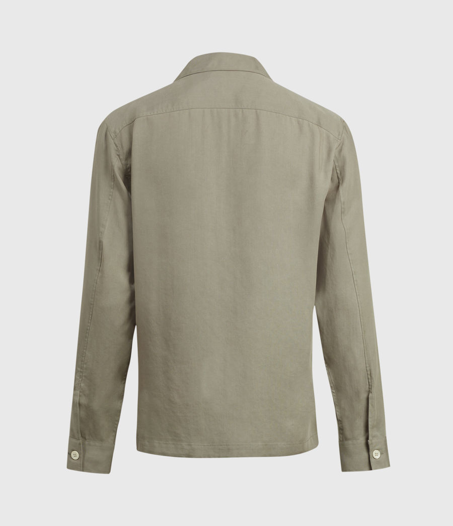 Mens Penang Shirt (safari_taupe) - Image 3
