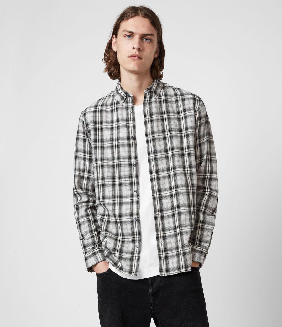Herren Kelross Shirt (grey_marl) - Image 1
