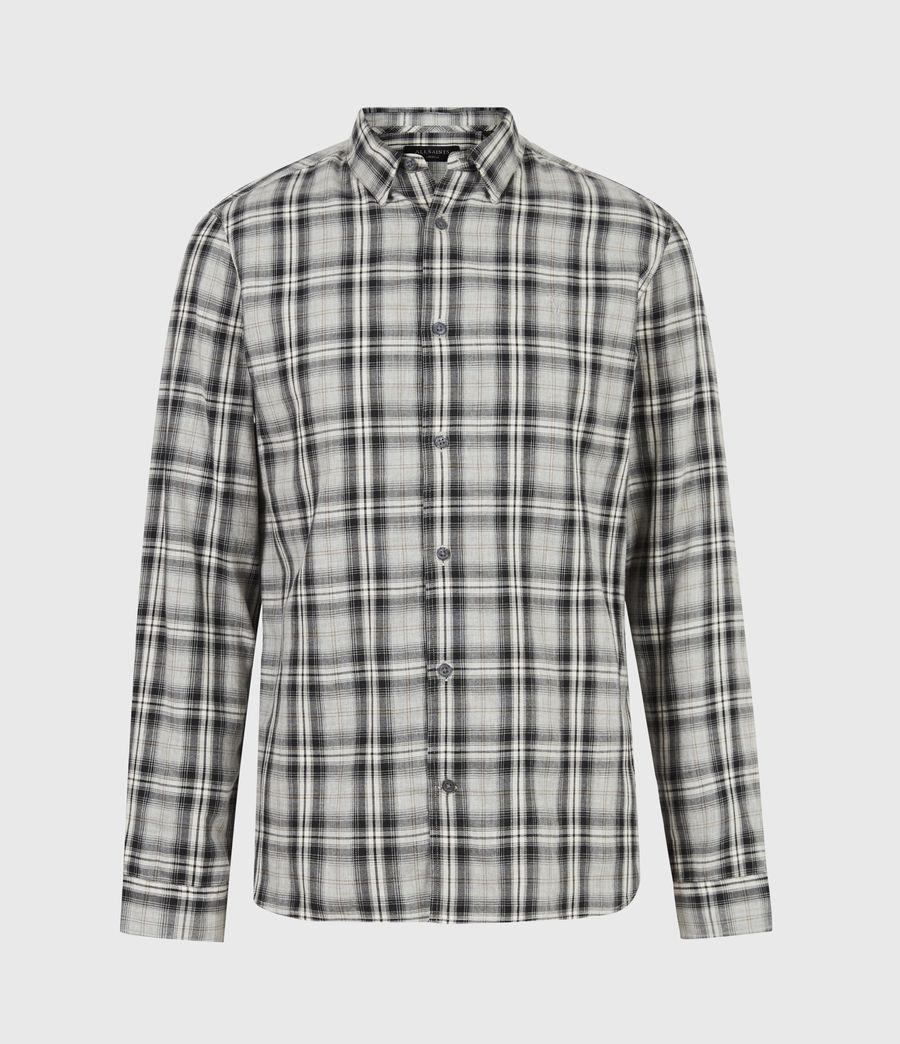 Herren Kelross Shirt (grey_marl) - Image 2