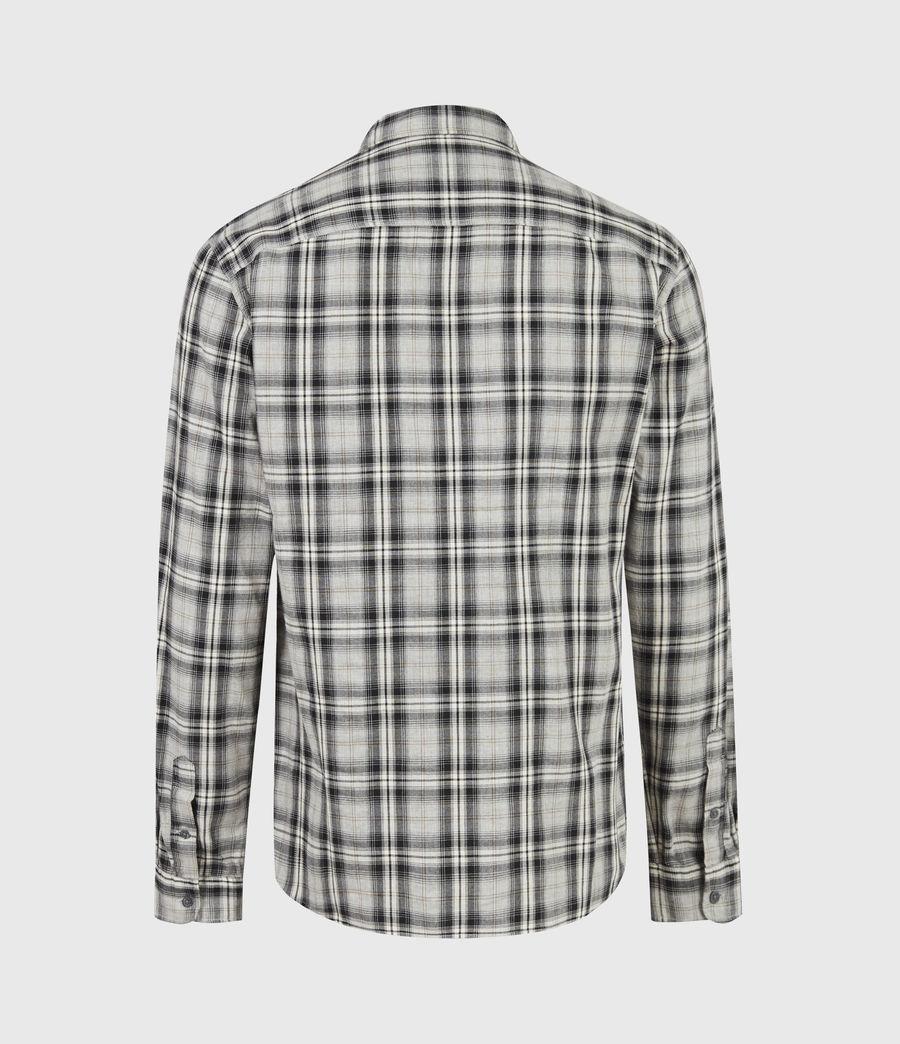Herren Kelross Shirt (grey_marl) - Image 3