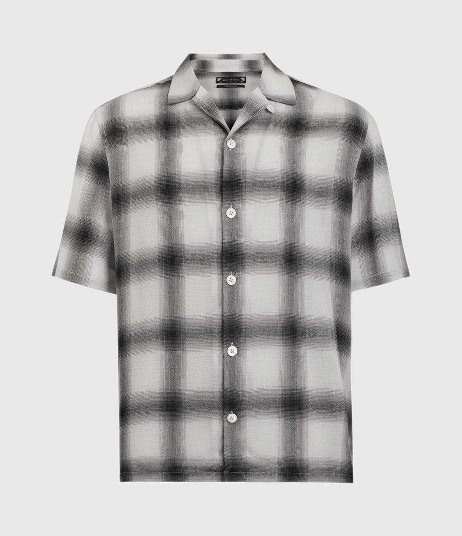 Herren Quincy Shirt (off_white) - Image 1