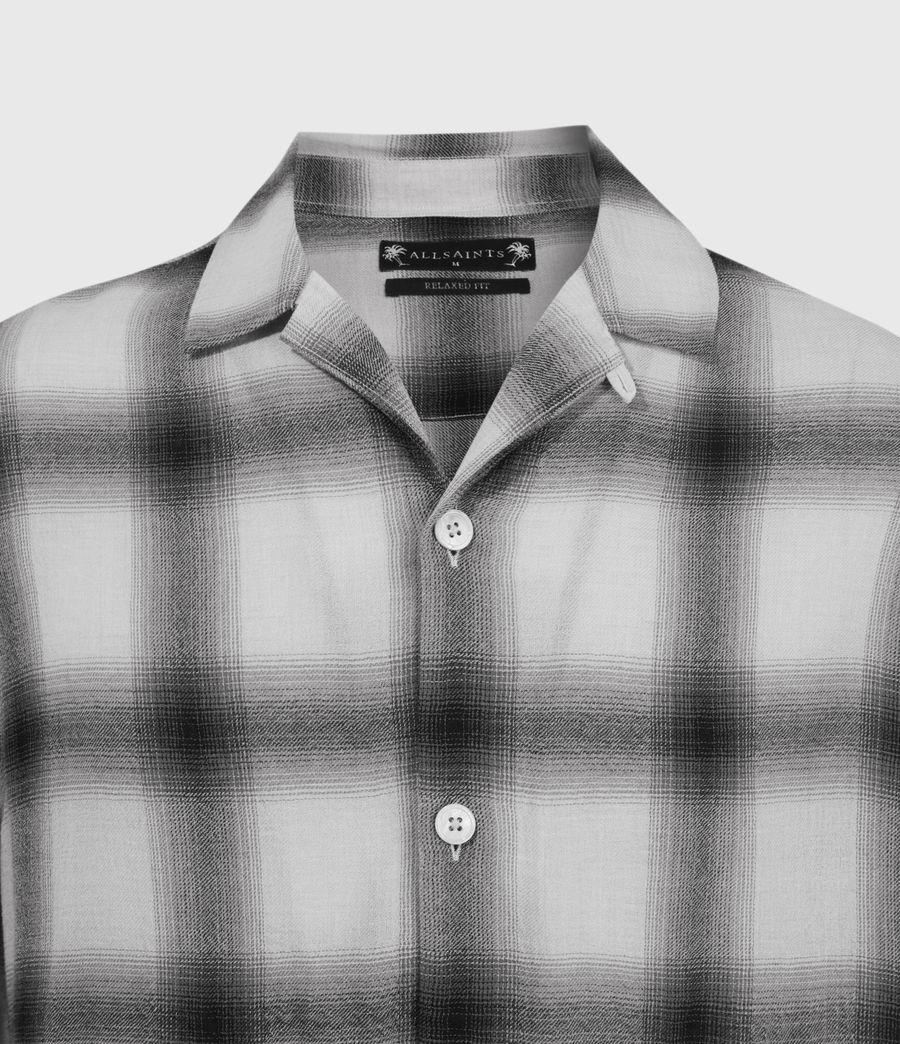 Herren Quincy Shirt (off_white) - Image 4