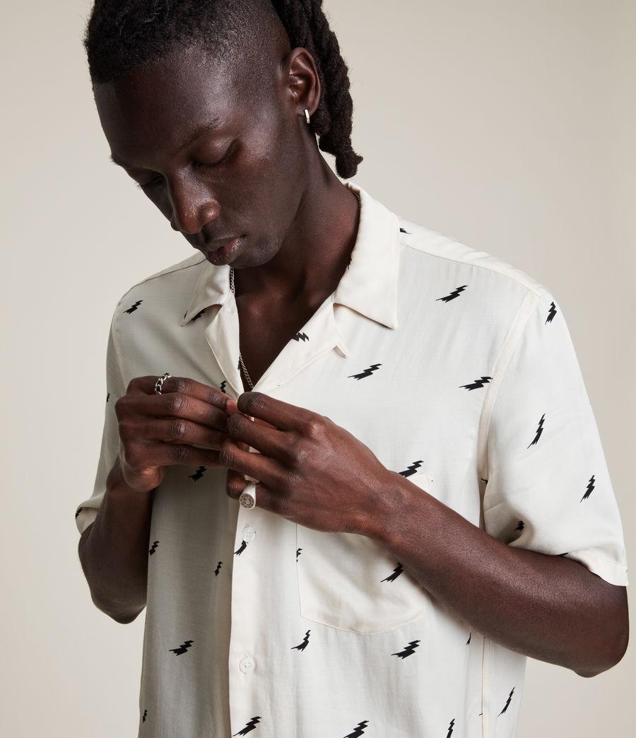 Men's Illume Shirt (ecru) - Image 2