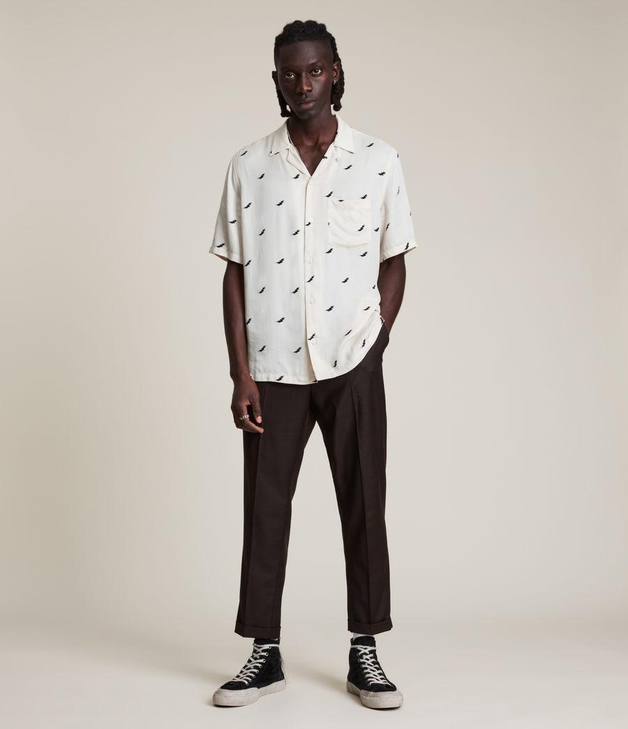 Men's Illume Shirt (ecru) - Image 3