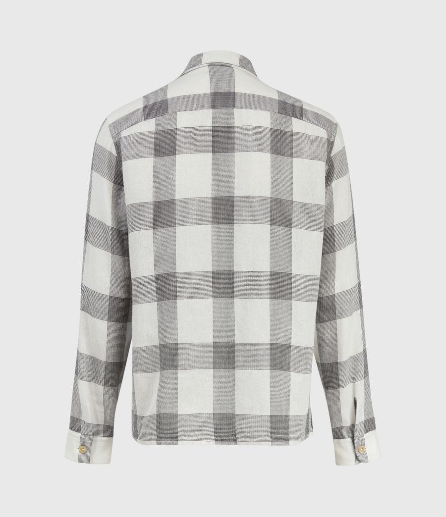 Herren Cammargo Shirt (ecru_black) - Image 3