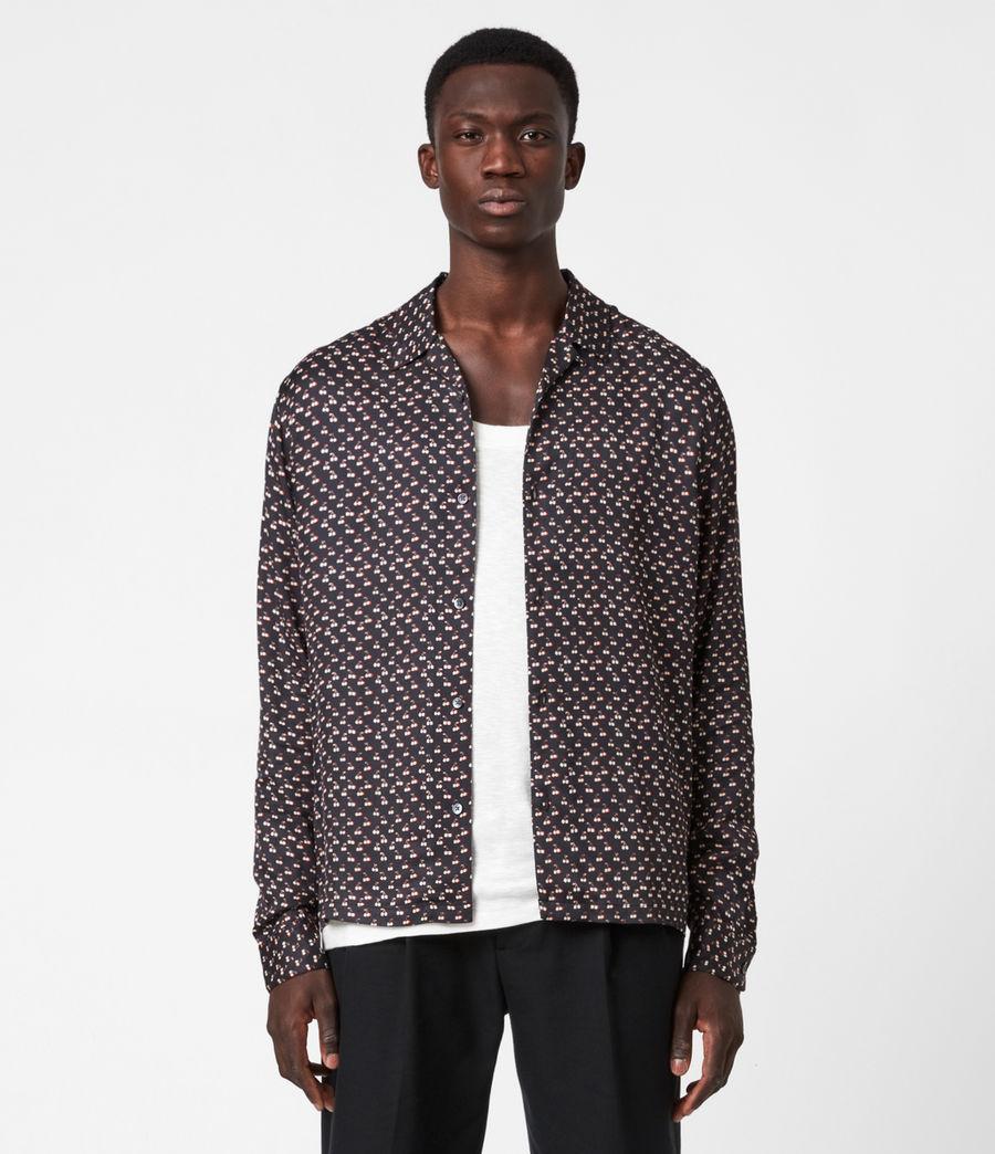 Mens Morello Shirt (black) - Image 1