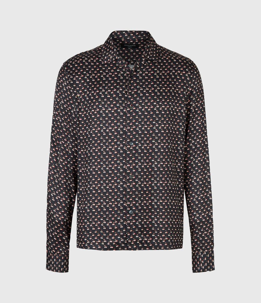 Mens Morello Shirt (black) - Image 2