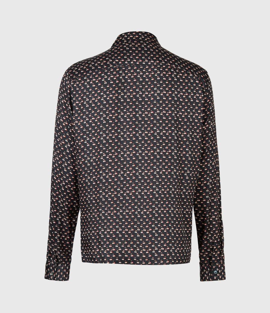 Mens Morello Shirt (black) - Image 3