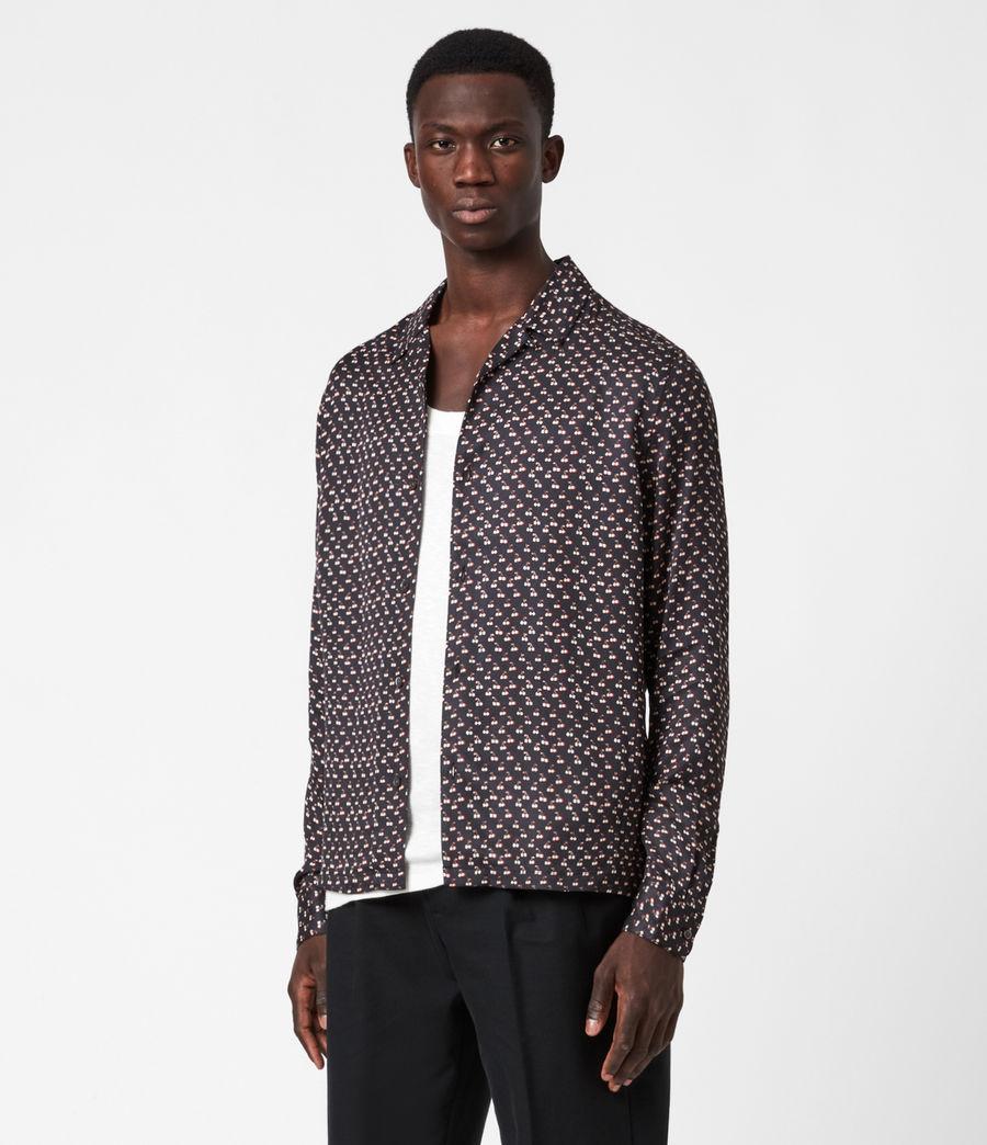 Mens Morello Shirt (black) - Image 4