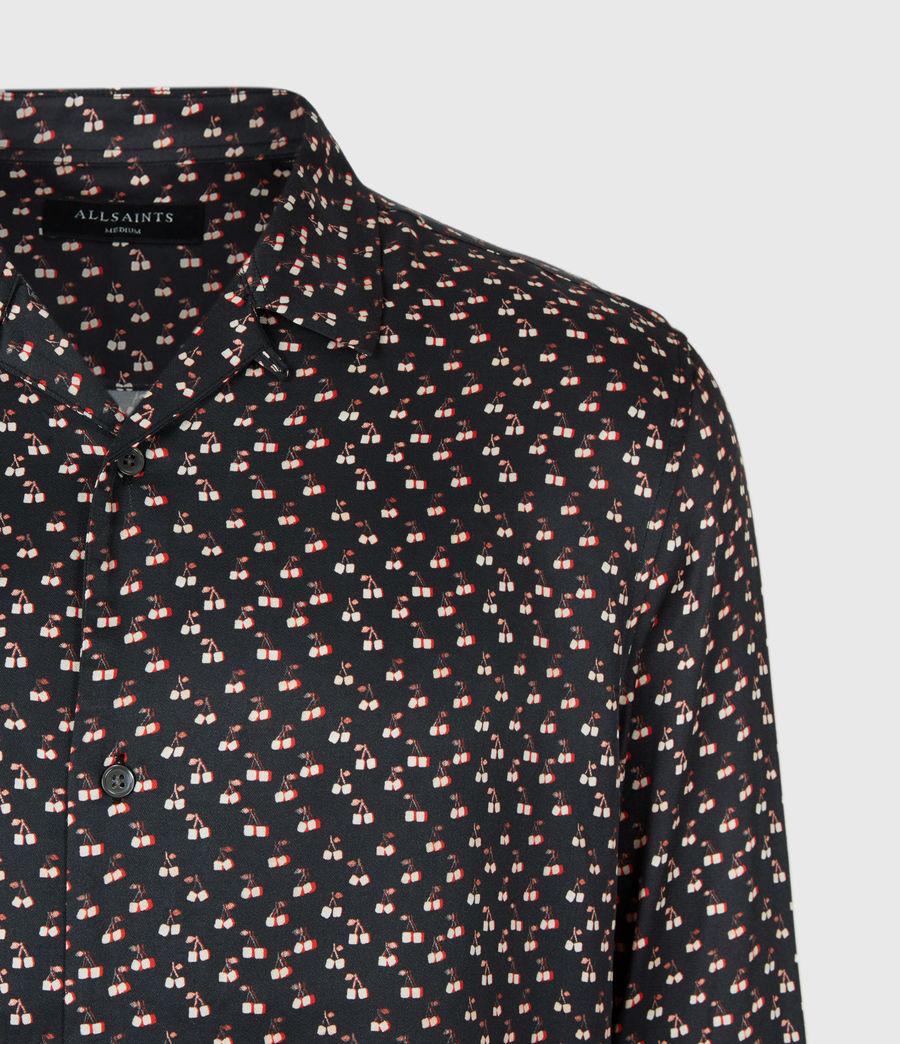 Mens Morello Shirt (black) - Image 5