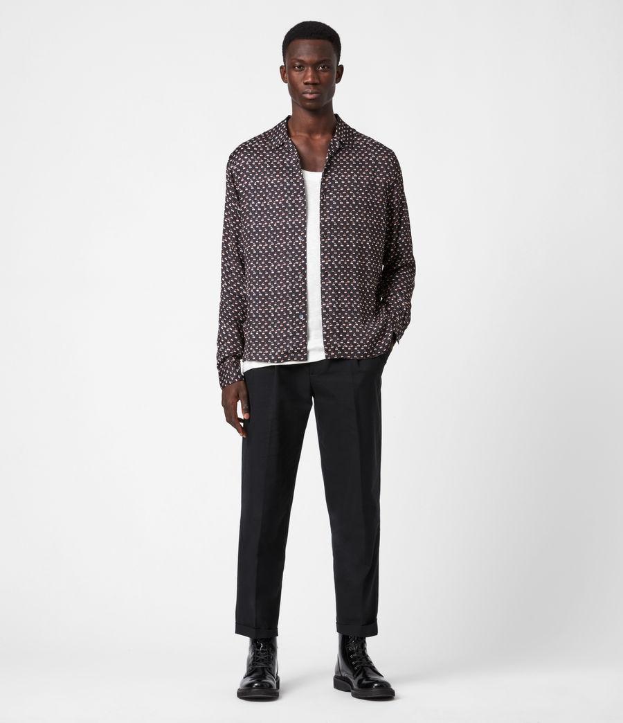 Mens Morello Shirt (black) - Image 6