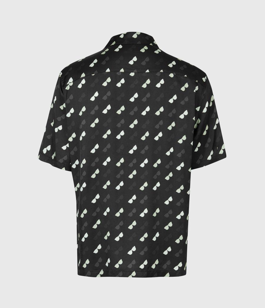 Mens Corey Shirt (black) - Image 3