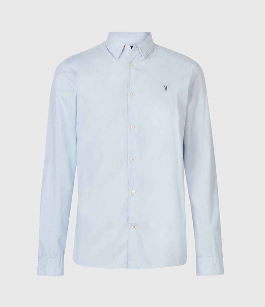 Uomo Torrance Shirt (light_blue) - Image 2