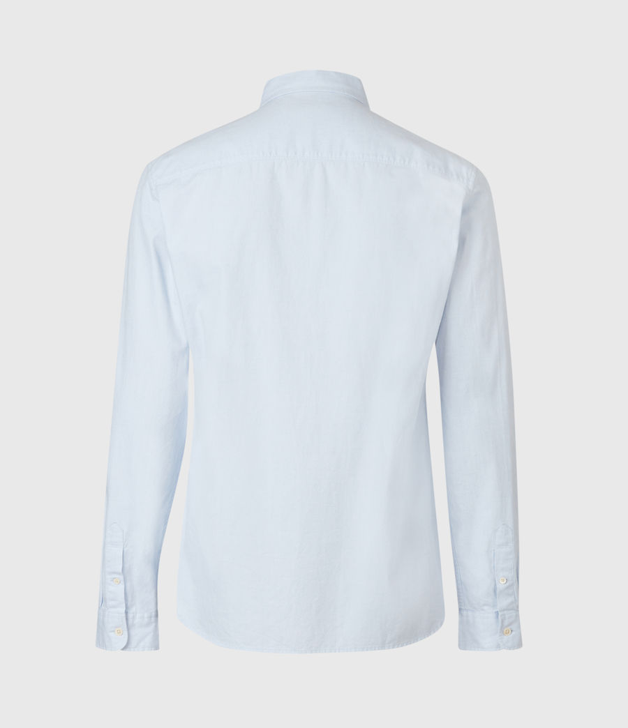 Uomo Torrance Shirt (light_blue) - Image 3