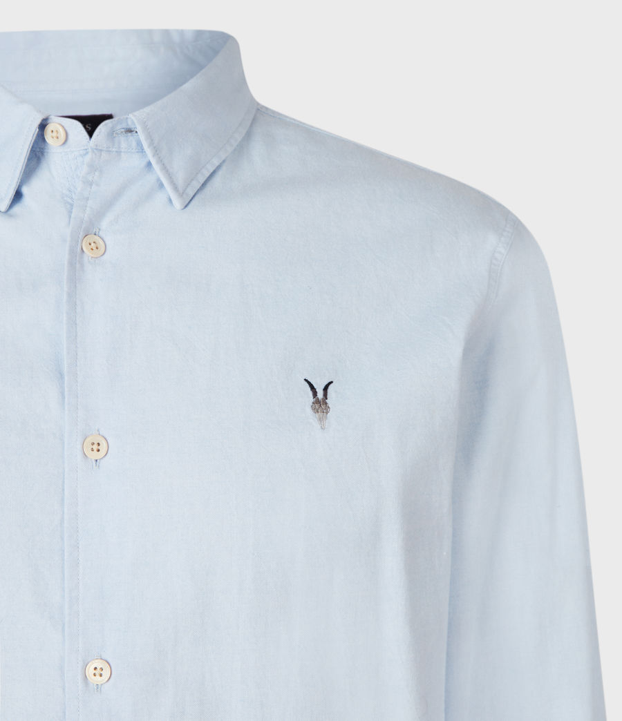 Uomo Torrance Shirt (light_blue) - Image 6