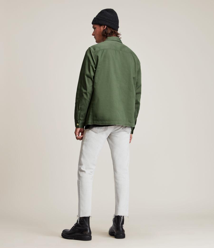 Mens Carrier Shirt (meadow_green) - Image 6