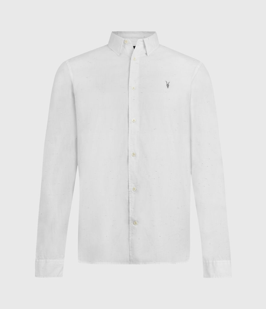 Men's Balko Shirt (white) - Image 2