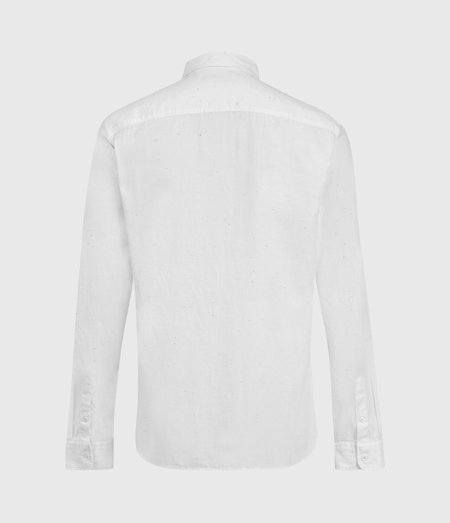 Men's Balko Shirt (white) - Image 3