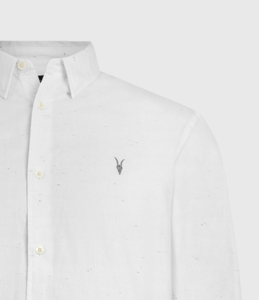Men's Balko Shirt (white) - Image 5