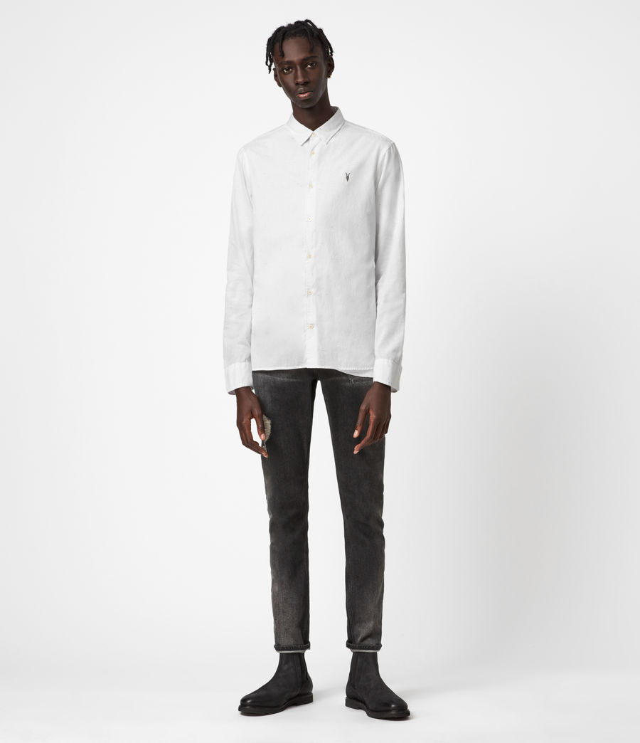 Men's Balko Shirt (white) - Image 11