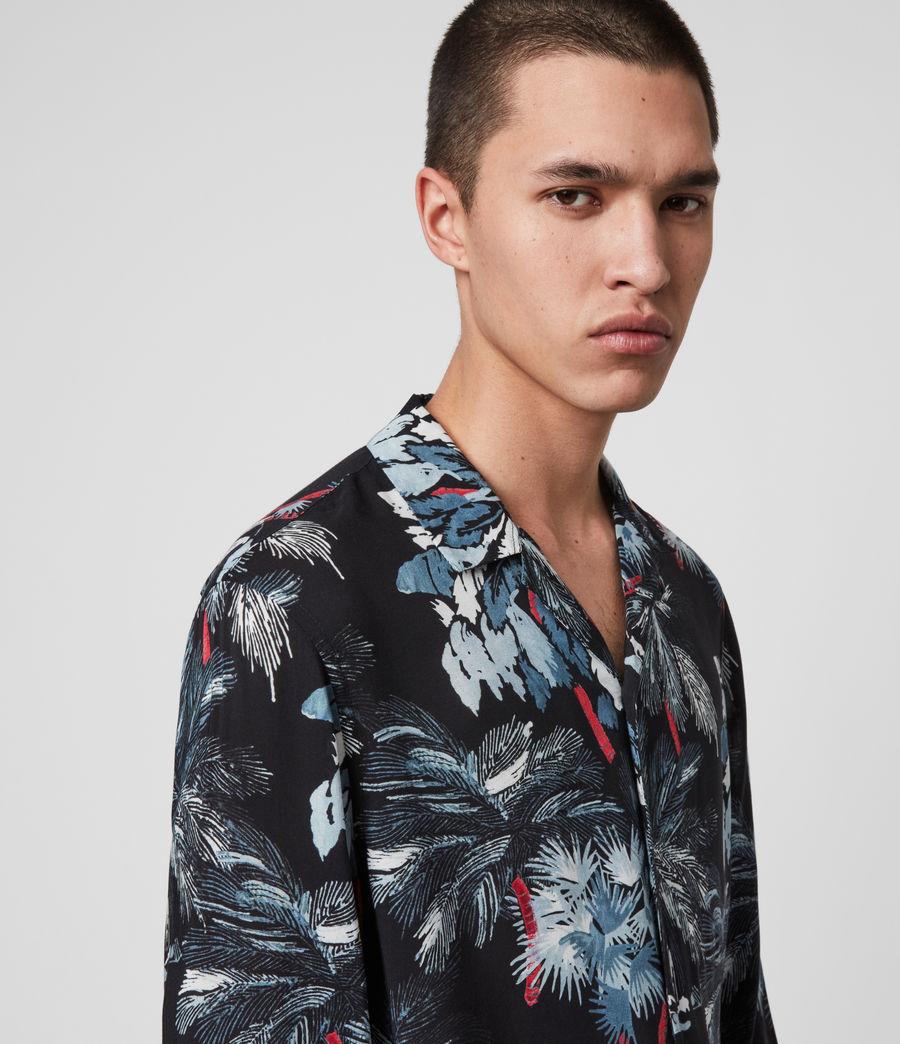 Mens Monteverde Shirt (jet_black) - Image 2