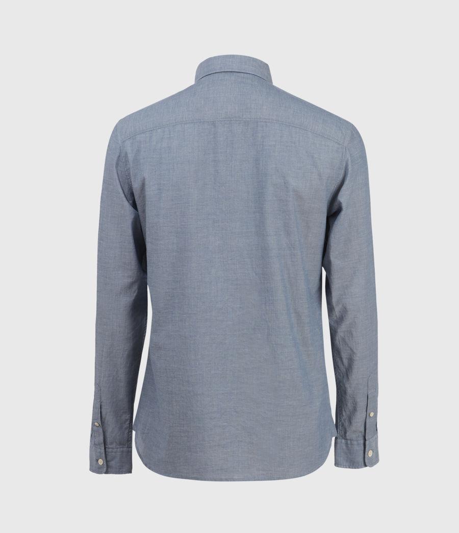 Men's Irvine Shirt (indigo) - Image 2