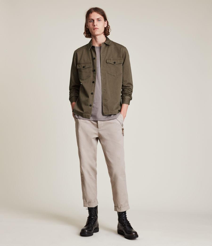 Herren Firebase Shirt (woodland_brown) - Image 1
