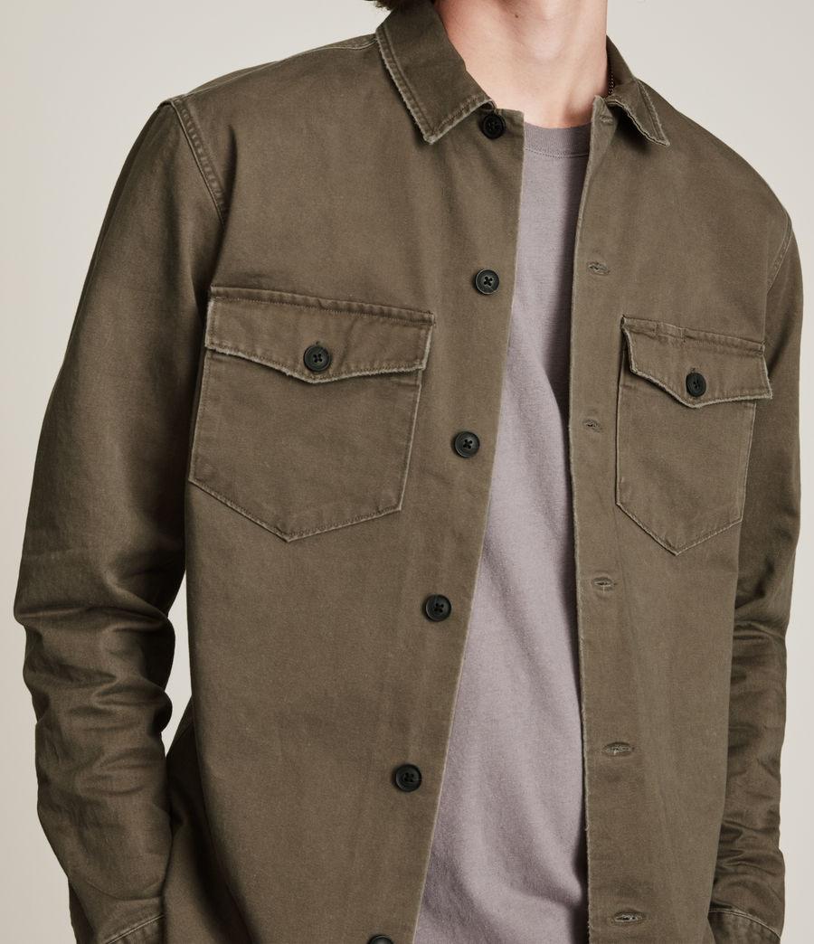 Herren Firebase Shirt (woodland_brown) - Image 3