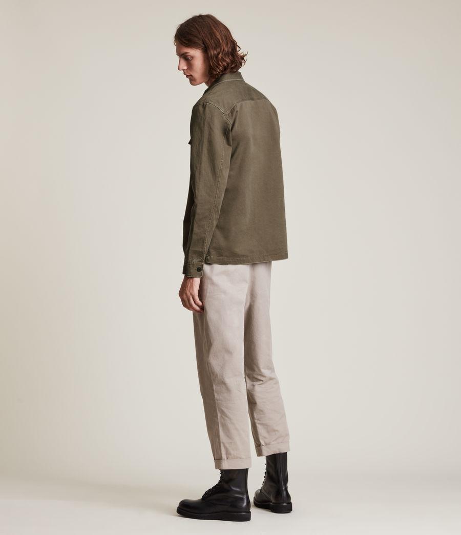 Herren Firebase Shirt (woodland_brown) - Image 5