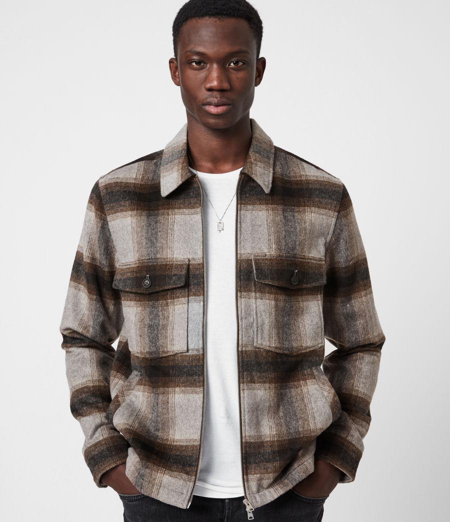 Men's Vonroe Shirt (ecru) - Image 1