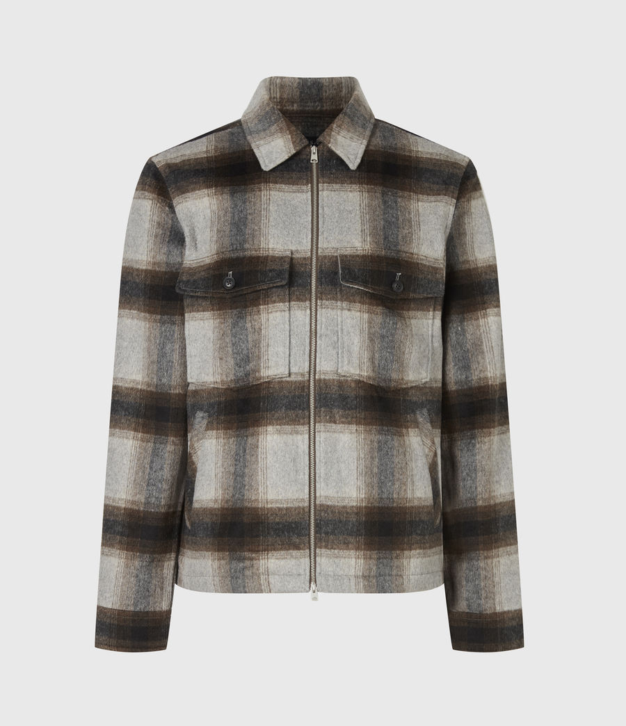 Men's Vonroe Shirt (ecru) - Image 2