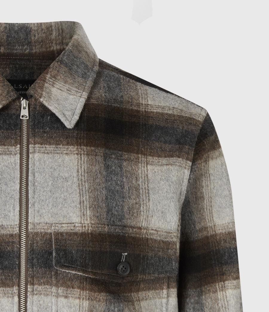 Men's Vonroe Shirt (ecru) - Image 5