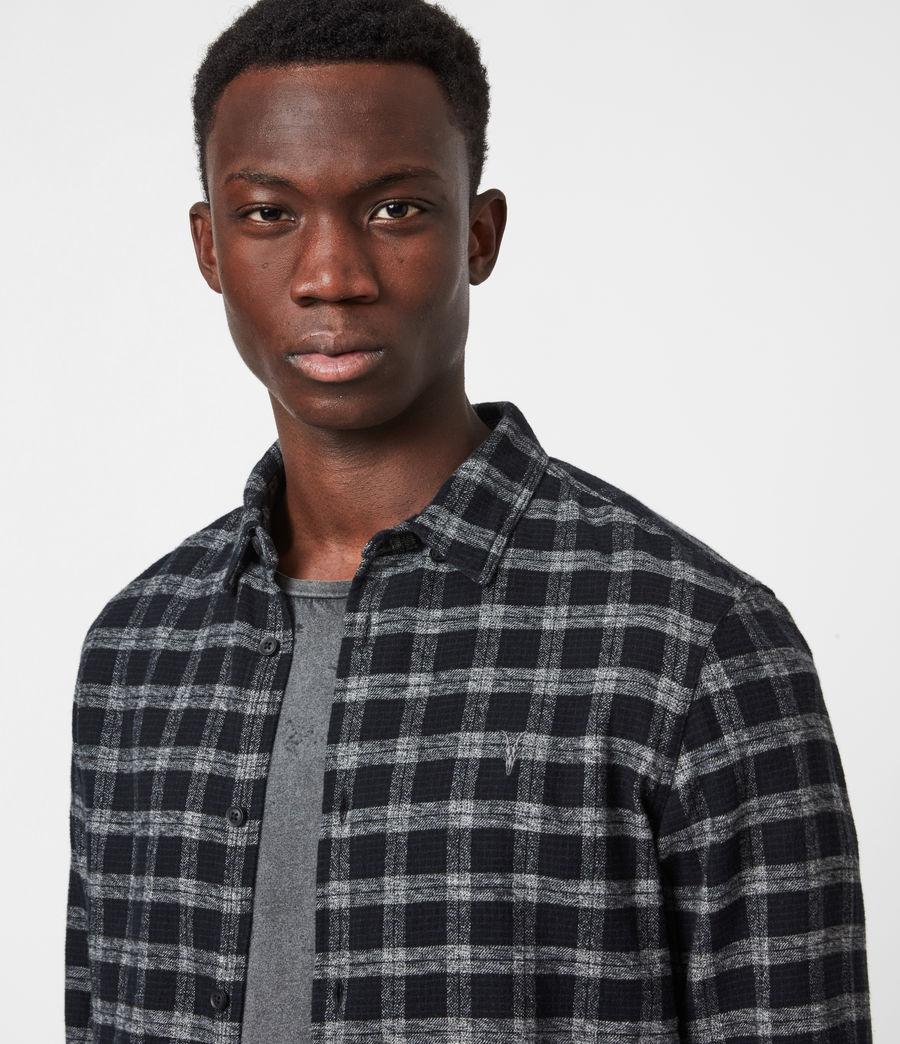 Men's Prinzen Shirt (black) - Image 4