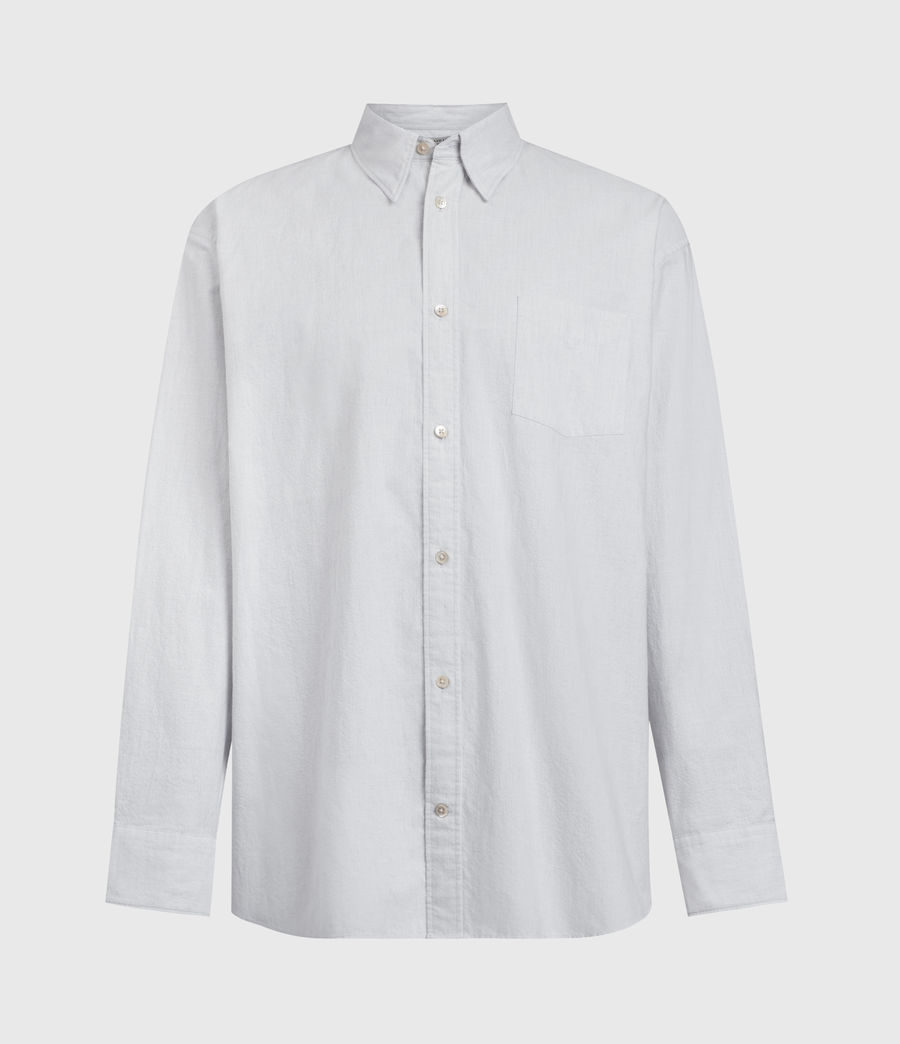 Herren Bonsall Shirt (off_white) - Image 1