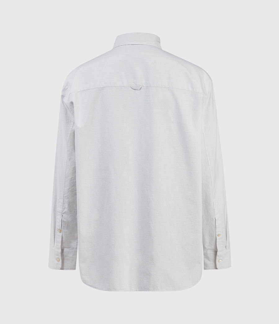 Herren Bonsall Shirt (off_white) - Image 2