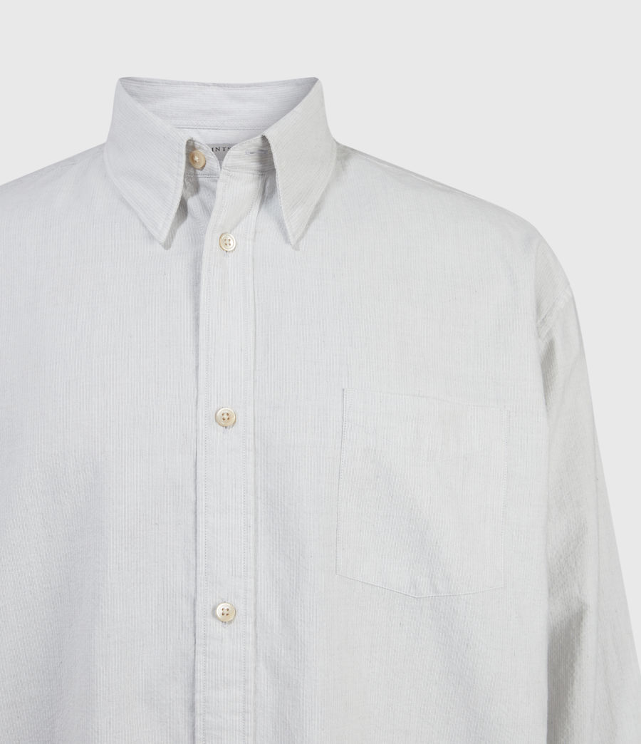 Herren Bonsall Shirt (off_white) - Image 3